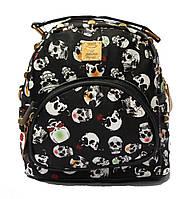 """Рюкзак-сумка """"Mini"""" черепа"""