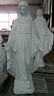 Скульптуры для памятников. Статуя Божьей Матери Покрова №2  120 см бетон
