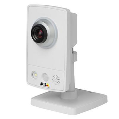 IP видеокамера AXIS M1034-W