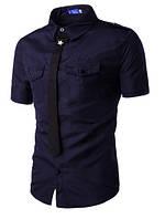 Рубашка с коротким рукавом Грэгори, фото 1