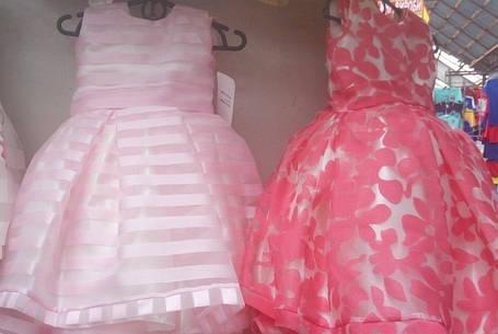 Шикарне плаття для дівчинки, фото 2