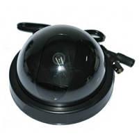 Відеокамера VD-916 кольорова купольна для відеоспостереження
