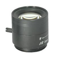 Об'єктив KK0412F-MP мегапіксельний для відеоспостереження
