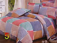 Евро комплект постельного белья East Comfort 200х230