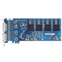 Плата видеорегистрации  VEC1604F для систем видеонаблюдения