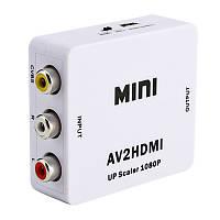 Разветвитель mini AV-HDMI