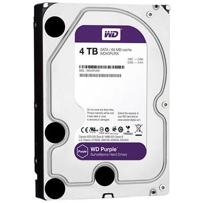 Жесткий диск WD40PURX 4/Tb