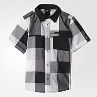 Детская рубашка Adidas Outdoor Checkplay (Артикул: B45588)