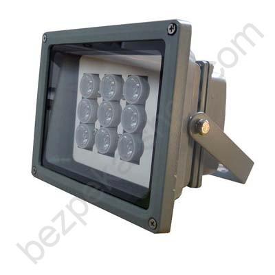 ИК-прожектор LW9-90IR60-220