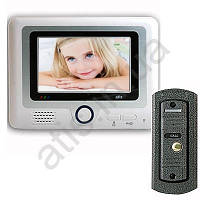 Видеодомофон AD-297С/AT-305C gray