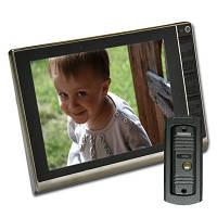 Відеодомофон AD-806RO/AT305C gray