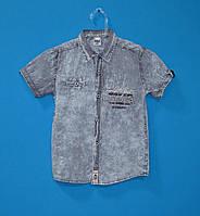 Детские рубашки для мальчиков 140-176 см , Стильные рубашки для мальчиков