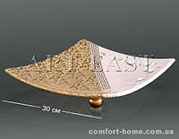 AHURA- 70 Тарелка с кристаллами Сваровски