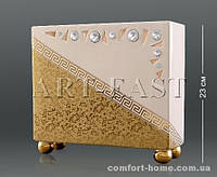 AHURA- 65 Ваза с кристаллами Сваровски