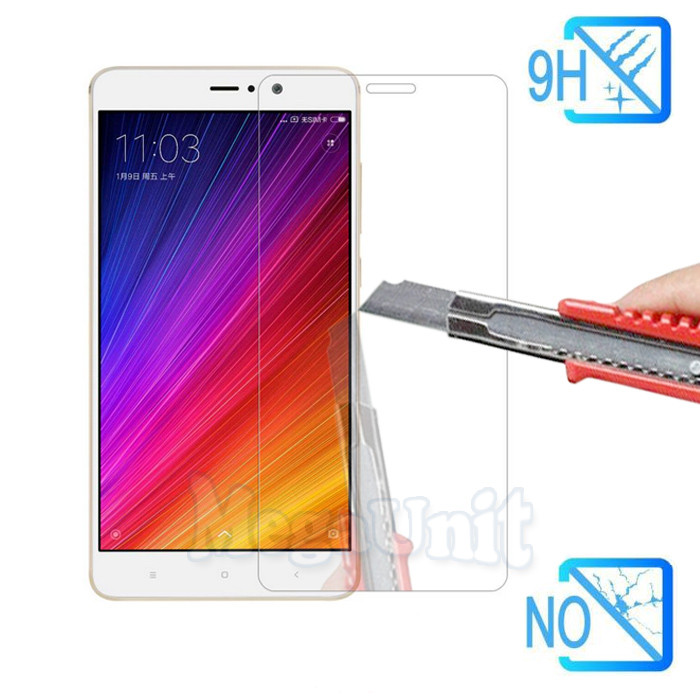 Защитное стекло Tempered Glass для Xiaomi Mi 5s Plus твердость 9H, 2.5D