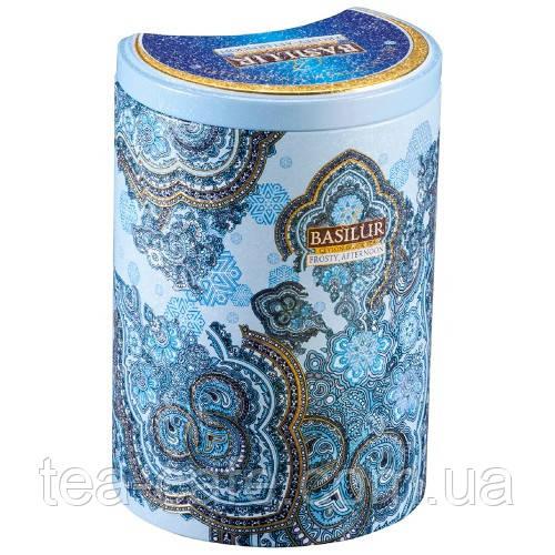 """Чай черный Вasilur Восточная коллекция """"Морозный день"""" 100гр"""