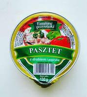 Pasztet Familijne Przysmaki (с болгарским перцем)