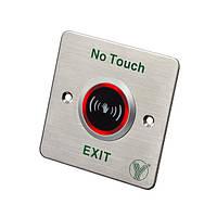Кнопка выхода ISK-841C No Touch для системы контроля доступа, фото 1