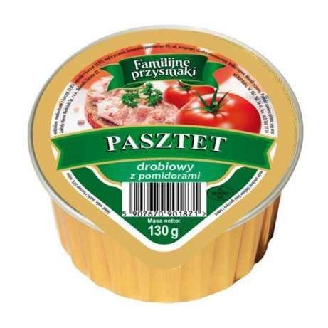 Pasztet Familijne Przysmaki (с помидорами)