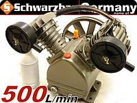 Компрессорная головка 500 л/мин (2065) Польша