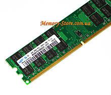 Оперативная память Samsung DDR2 4Gb PC-6400 800MHz, AMD only!, фото 3