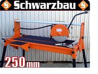 Станок для резки керамогранита Schwarzbau TSW250A