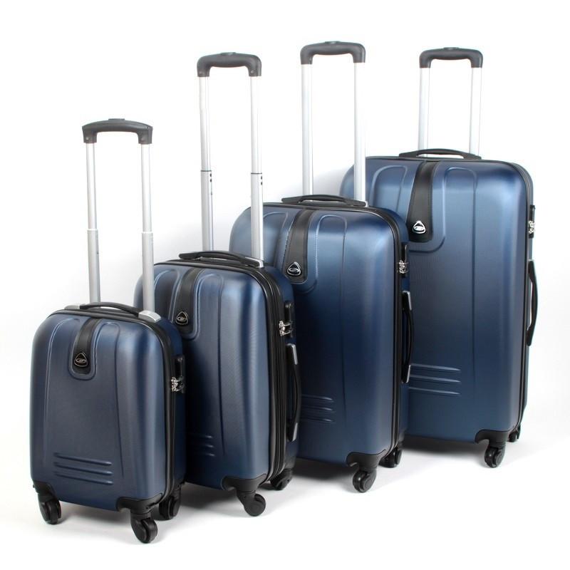 Чемодан сумка G Travel 602 набор 4 штуки