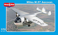 Miles M.57 Aerovan 1/72 МикроМИР 72-011