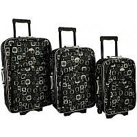 Чемодан сумка 773 набор 3 штуки Matrix, фото 1