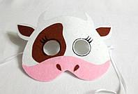 Карнавальная маска  для сюжетно ролевых детских игр Дикий запад