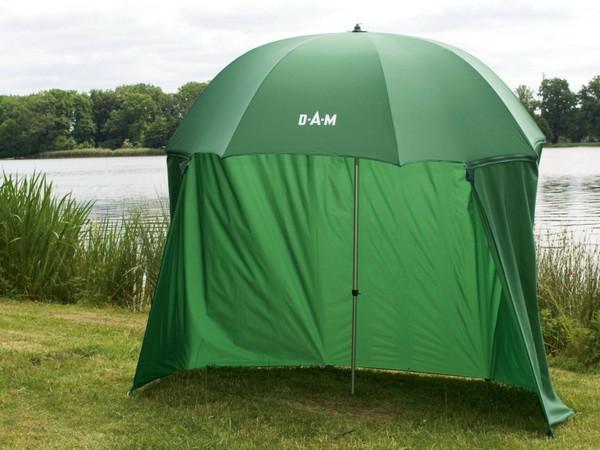 Рыболовный зонт-палатка Dam 220 см.