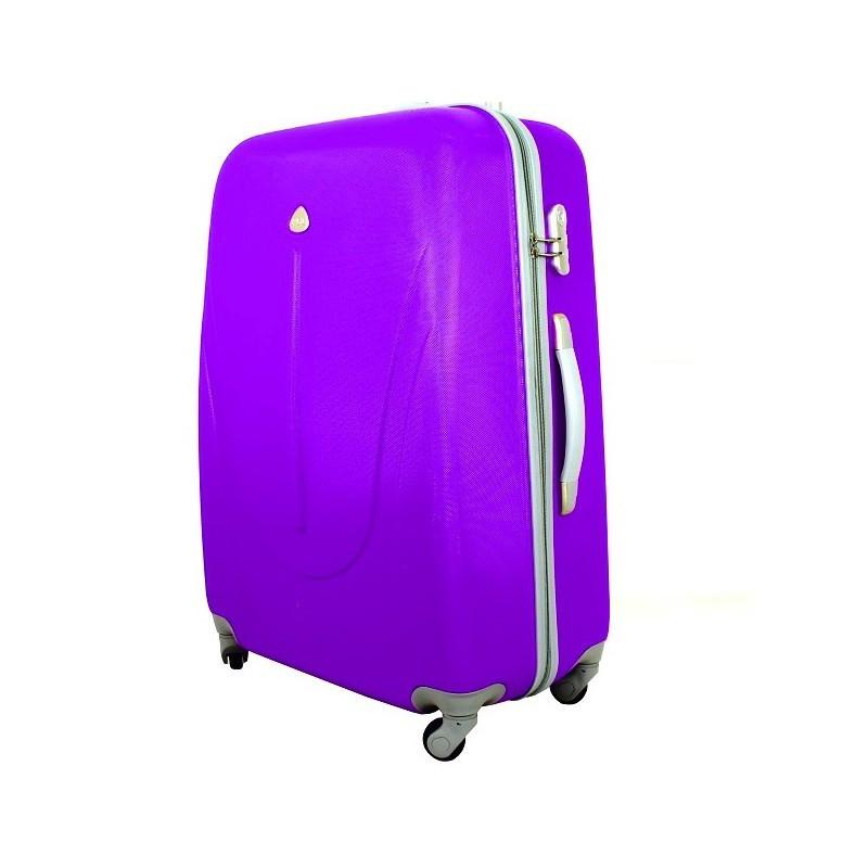 Чемодан сумка 882 XXL (средний) фиолетовый