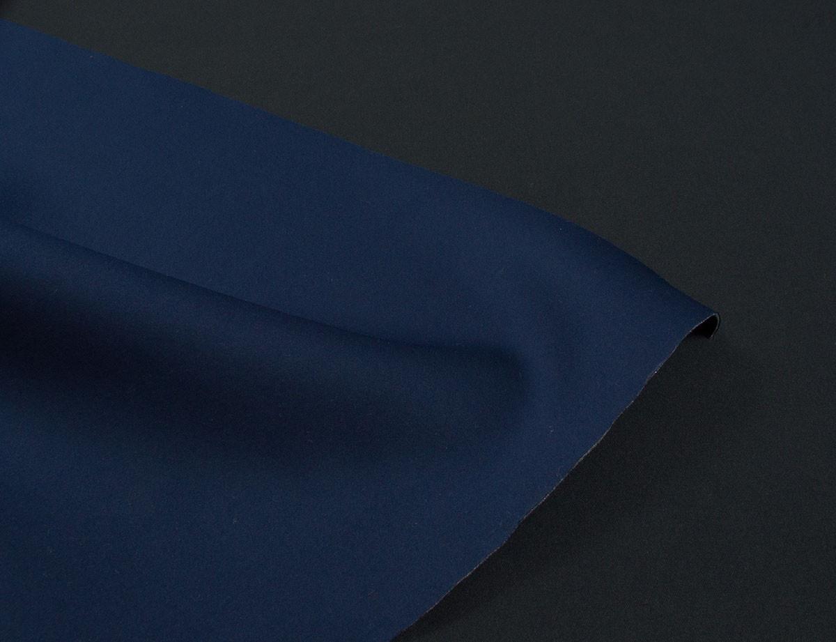 Неопрен двосторонній чорний + темно синій