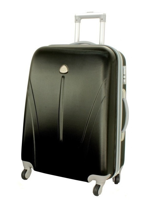 Чемодан сумка 882 XXL (большой) черный