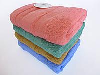 Махровое лицевое полотенце 100х50см (панды)