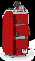 Твердотопливный котел Defro Optima Komfort Plus 25 kW сталь 6мм
