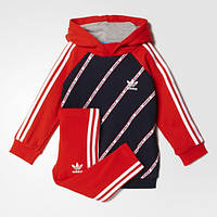 Детский костюм Adidas Originals Trefoil Logo (Артикул: BJ8452)
