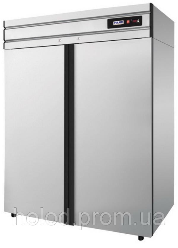 Холодильный шкаф Polair СM 110 - G с металлической  дверью