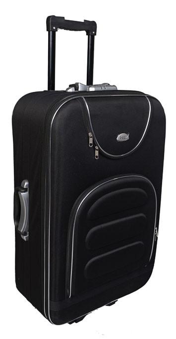 Чемодан сумка Deli 801 (средний) черный
