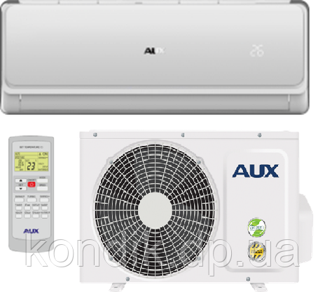 AUX ASW-H24A4-DI WiFi DC INVERTER кондиционер, фото 2
