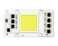 Светодиодная LED матрица 50w IC SMART CHIP 220V ( встроенный драйвер )