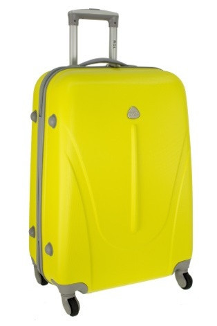 Чемодан сумка 882 XXL (небольшой) желтый