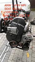 Двигатель фольксваген гольф 4, полло , 1.4 бензин AUB, ANW