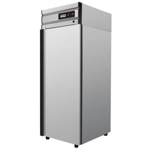 Холодильна шафа Polair СV 105 - G з металевими дверима