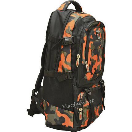 Рюкзак изменяемого объема Hong 50-60, фото 2