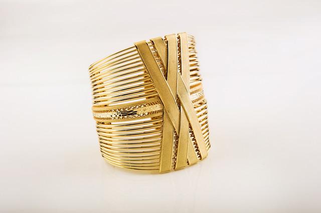 Мировой спрос на золотые ювелирные изделия вырос!