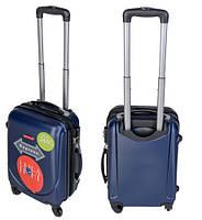 Чемодан сумка Gravitt 310 (небольшой) синий