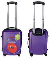 Чемодан сумка Gravitt 310 (небольшой) фиолетовый, фото 1