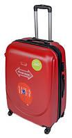 Чемодан сумка Gravitt 310 (средний) красный