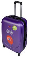 Чемодан сумка Gravitt 310 (средний) фиолетовый